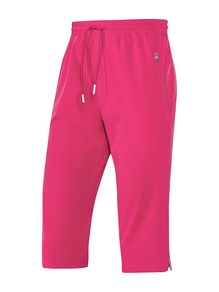 joy sportswear - Caprihose ELLIE  himbeere dunkel