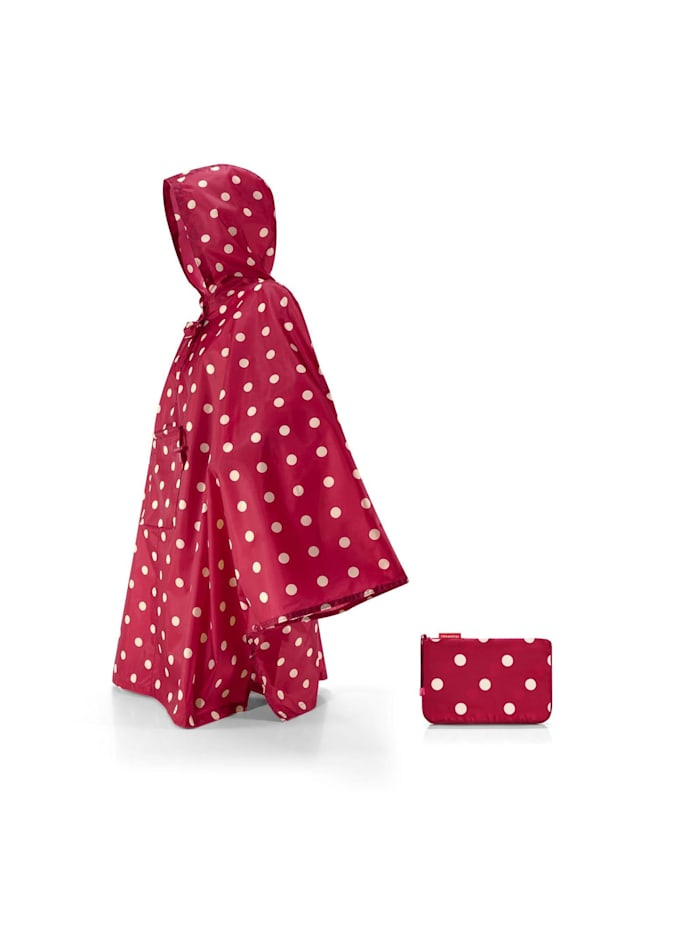 reisenthel - Poncho mini maxi  ruby dots