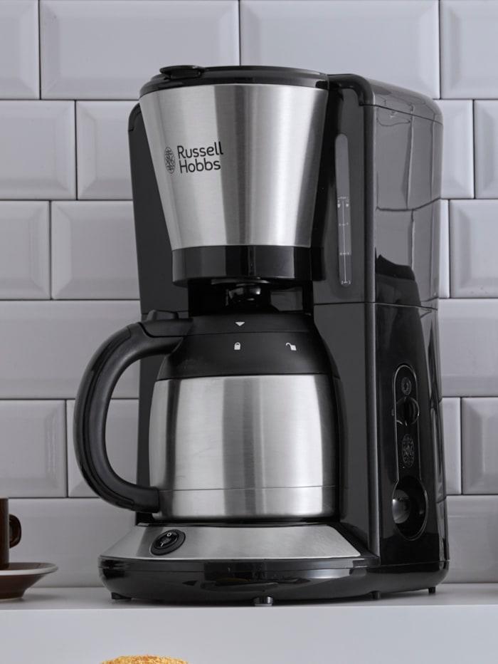 RUSSELL HOBBS Adventure koffiezetapparaat met thermoskan Russell Hobbs zilverkleur/zwart