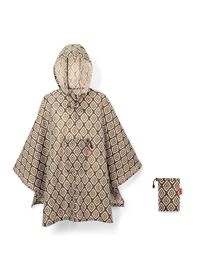 reisenthel - Poncho mini maxi  diamonds mocha