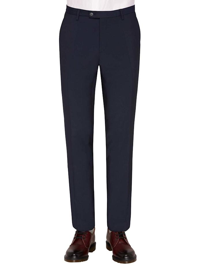 club of gents - Anzug-Hose CG Pascal zum besonderen Anlass  Blau