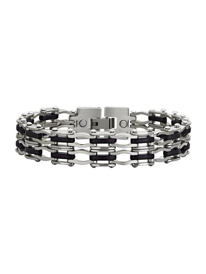 Armband KLiNGEL Zilverkleur