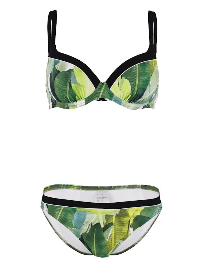 Bikini Sunflair Groen