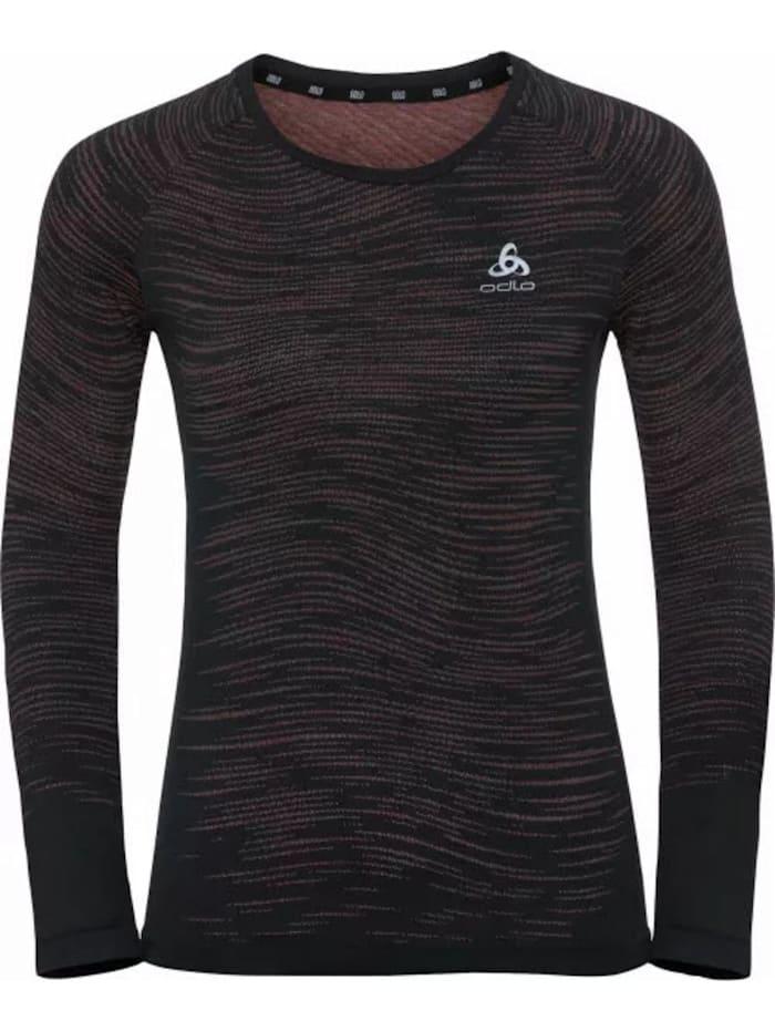 odlo -  Shirt BLACKCOMB CERAMICOOL  Schwarz