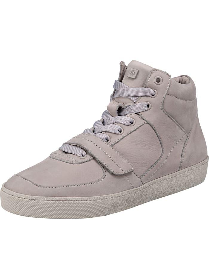högl - Run Through Sneakers High  hellgrau