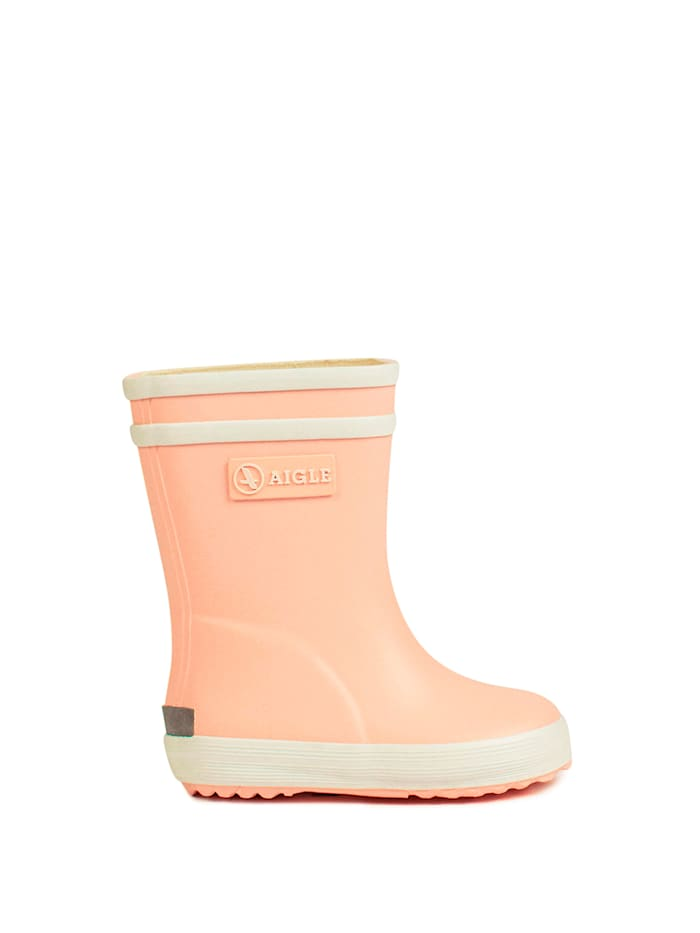aigle - Stiefel  Baby-Flac rose/weiß  GUIMAUVE
