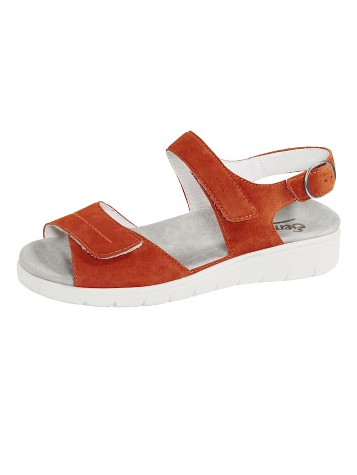 Sandaaltje Semler Oranje