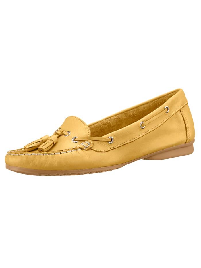 Derbies Goldkrone Coloris bronze