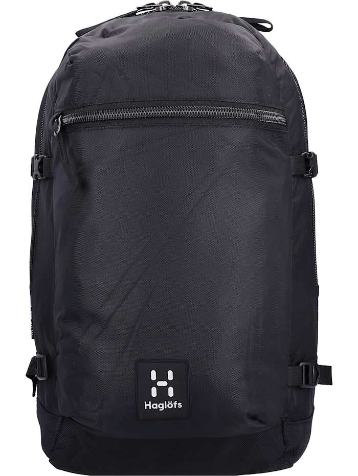 haglöfs - Mirre 26 Rucksack 47 cm Laptopfach  true black/purple rain