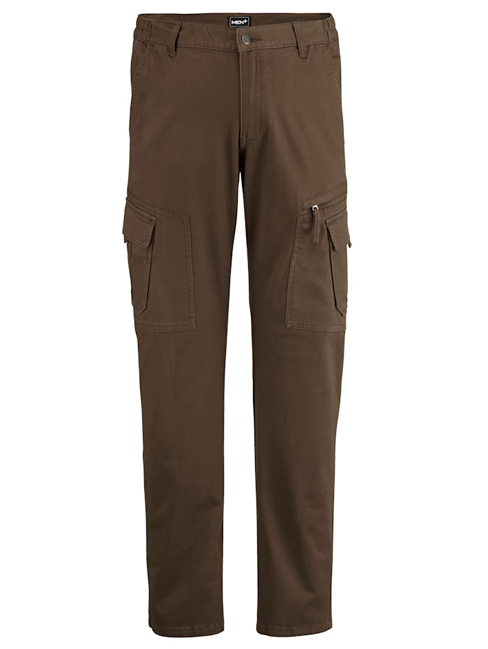 Cargohose Men Plus Khaki