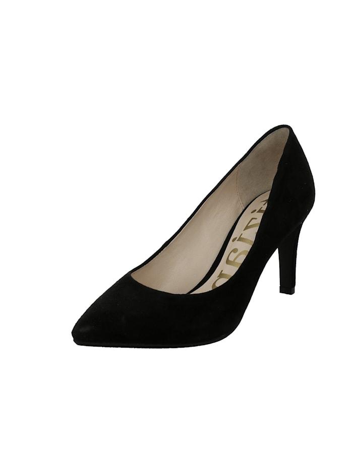 tizian -  Damen-Pump Prato 6, schwarz  schwarz