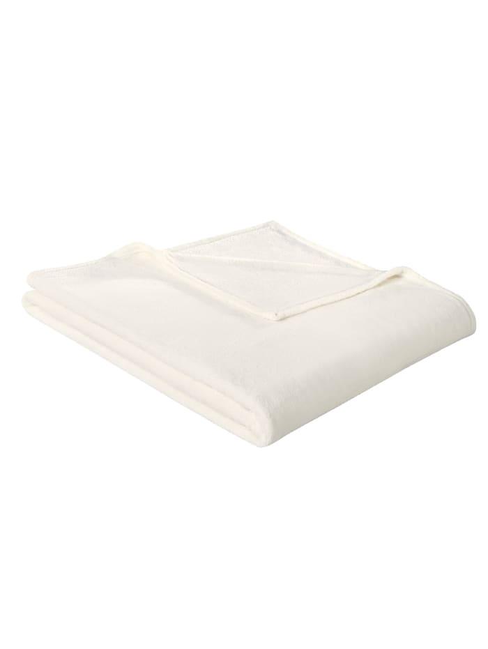 Plaid Soft & Cover biederlack Ecru