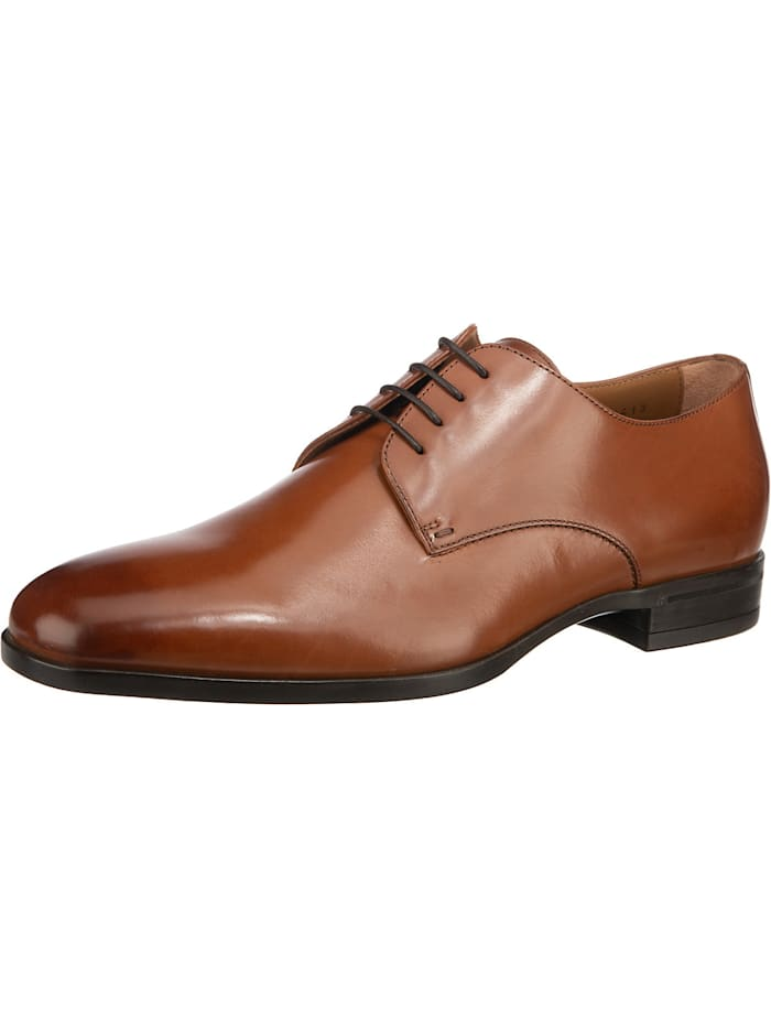 boss - Business Schuhe  cognac