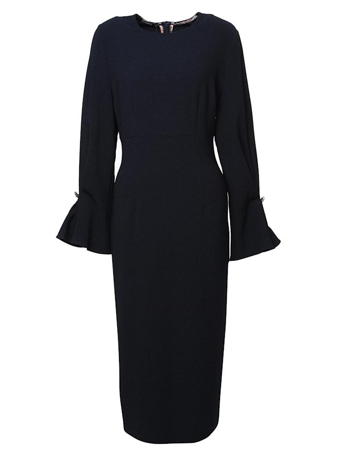 madam-t - Cocktailkleid Kleid Kazimira  blau