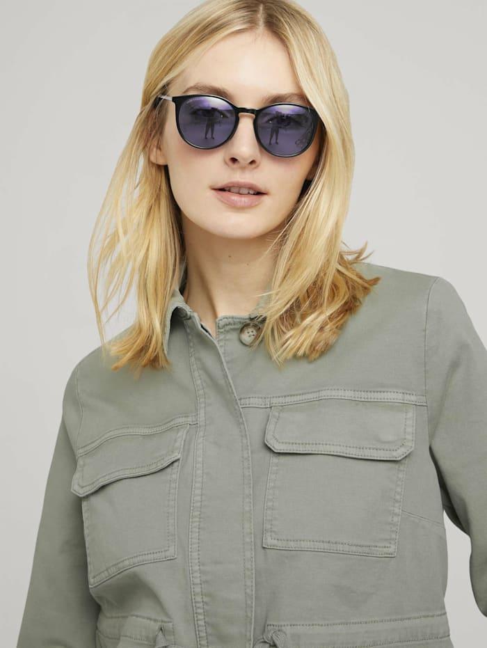 tom tailor - Sonnenbrille mit getönten Gläsern  black