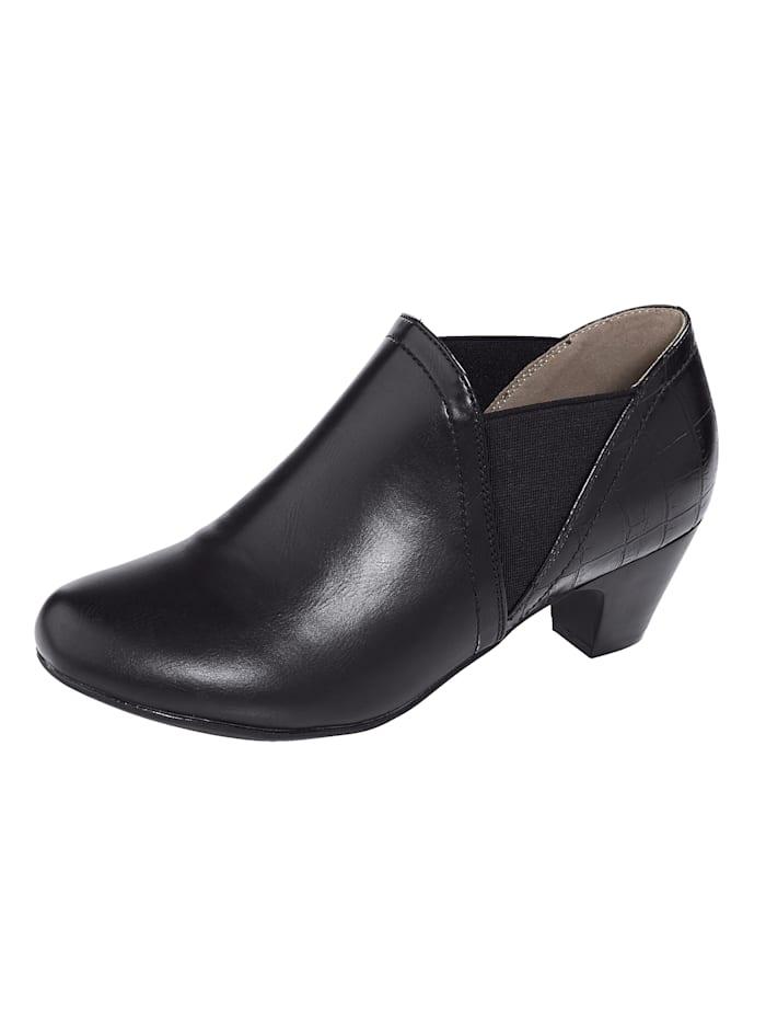 Image of Ankle Boot Liva Loop Schwarz
