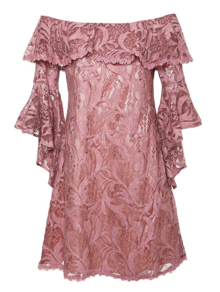 madam-t - Sommerkleid Sally  rosa