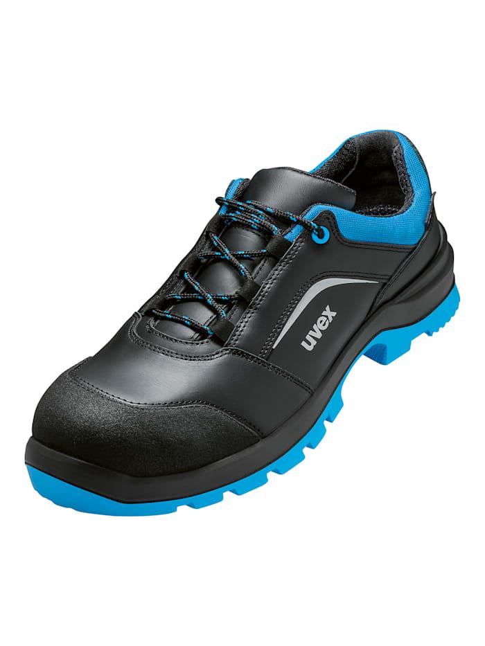 uvex - Sicherheitsschuhe  2 xenova® Halbschuh S3 SRC  schwarz/blau