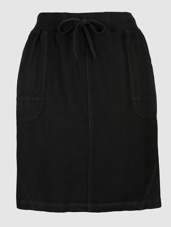 Jupe Zizzi Noir