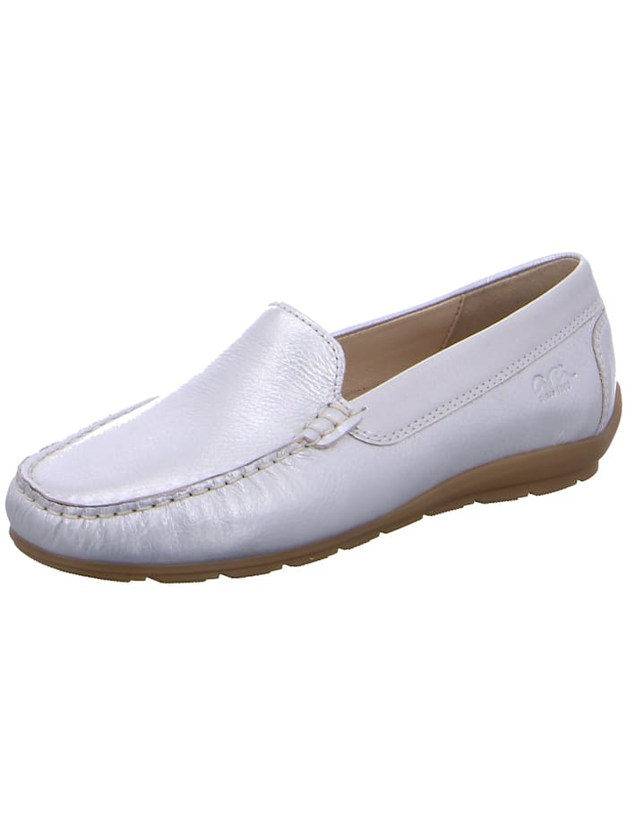 ara - Alabama Klassische Slipper  weiß