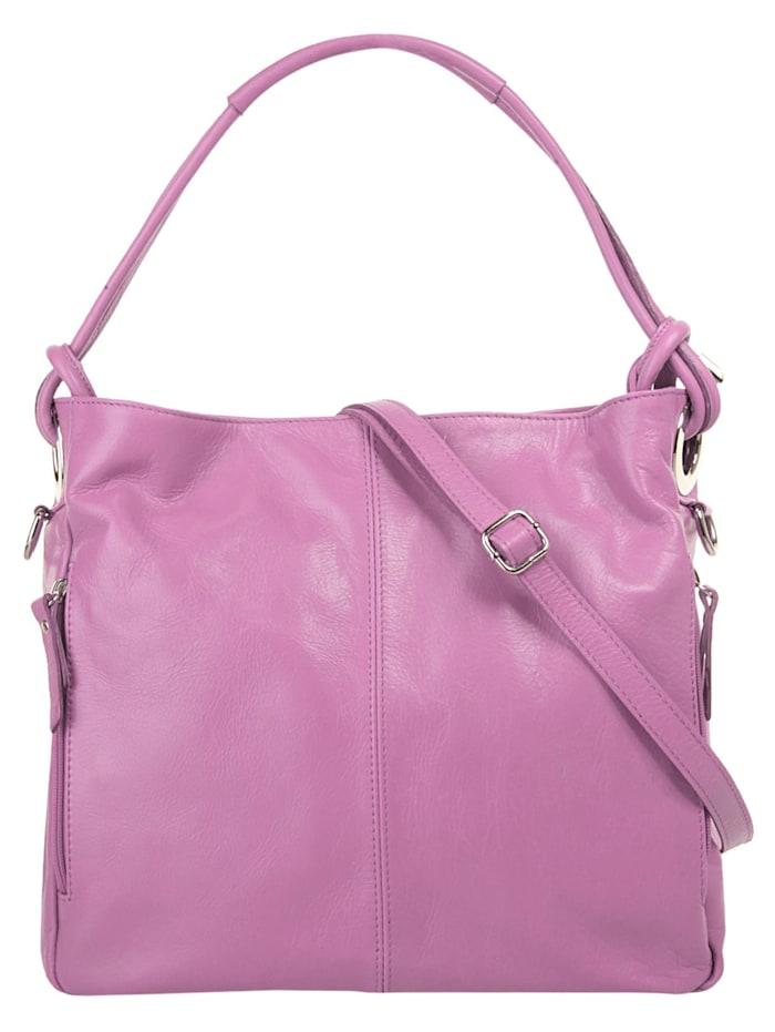 samantha look - Shopper  violett
