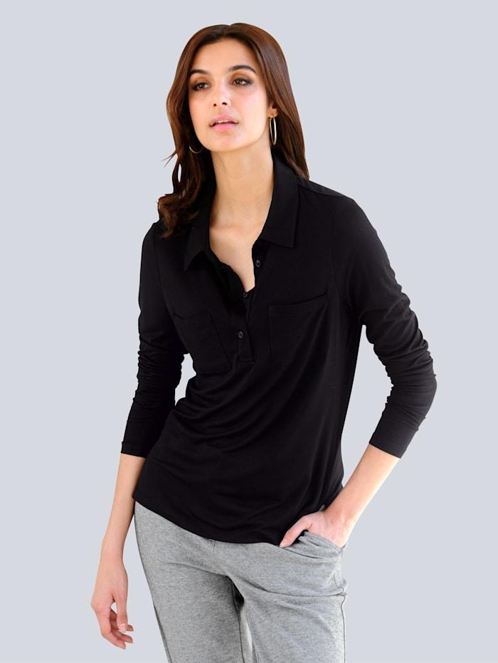 alba moda - Shirt  Schwarz