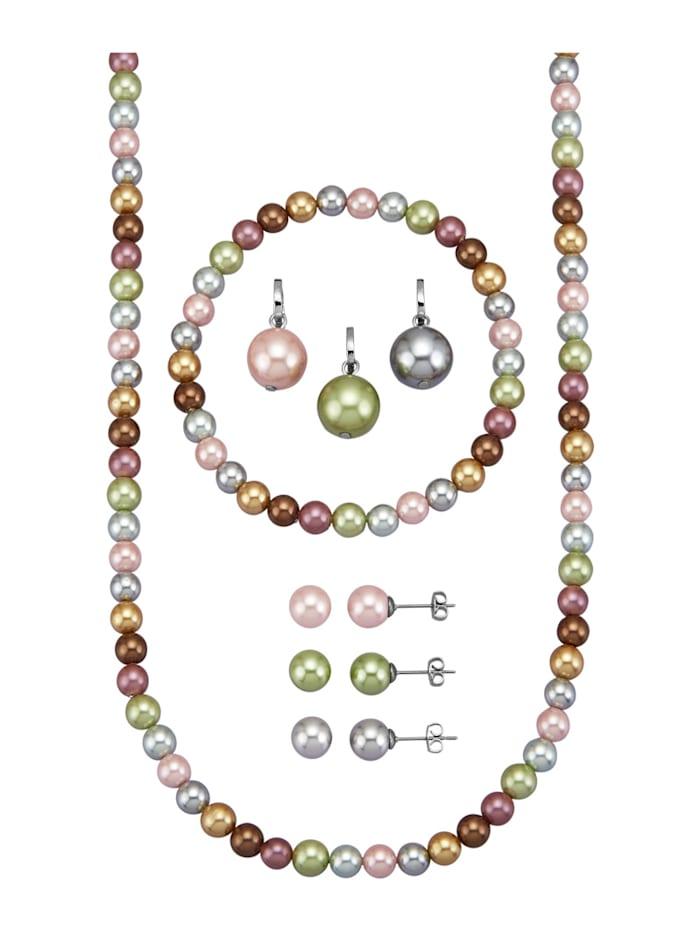 8-delige sieradenset KLiNGEL Multicolor