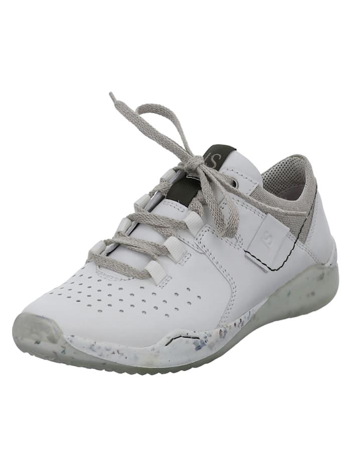 Josef Seibel Damen-Sneaker Ricky 18, offwhite Josef Seibel offwhite