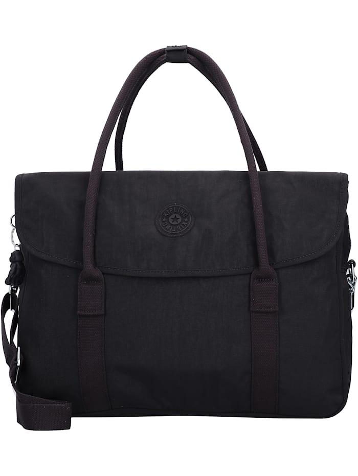 Basic Superworker Handtasche 41 cm Laptopfach Kipling black noir