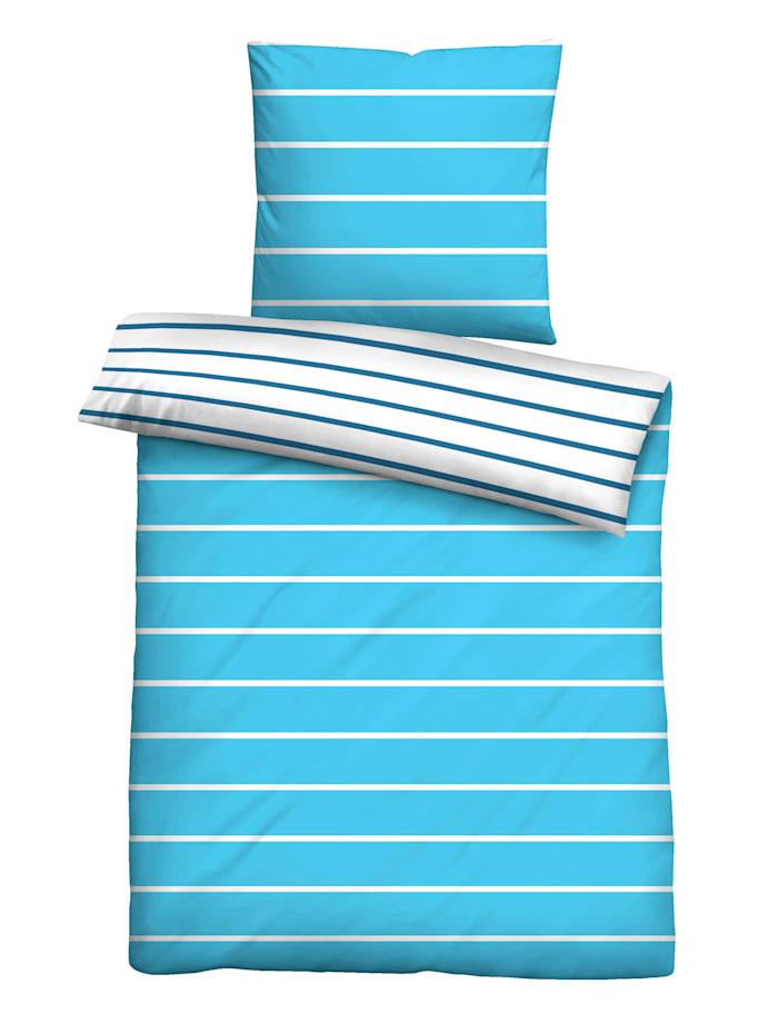 2-delige set bedlinnen Lilo Castell marine