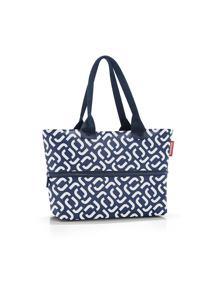 reisenthel - Shopper e1, Einkaufstasche Shopping  signature navy