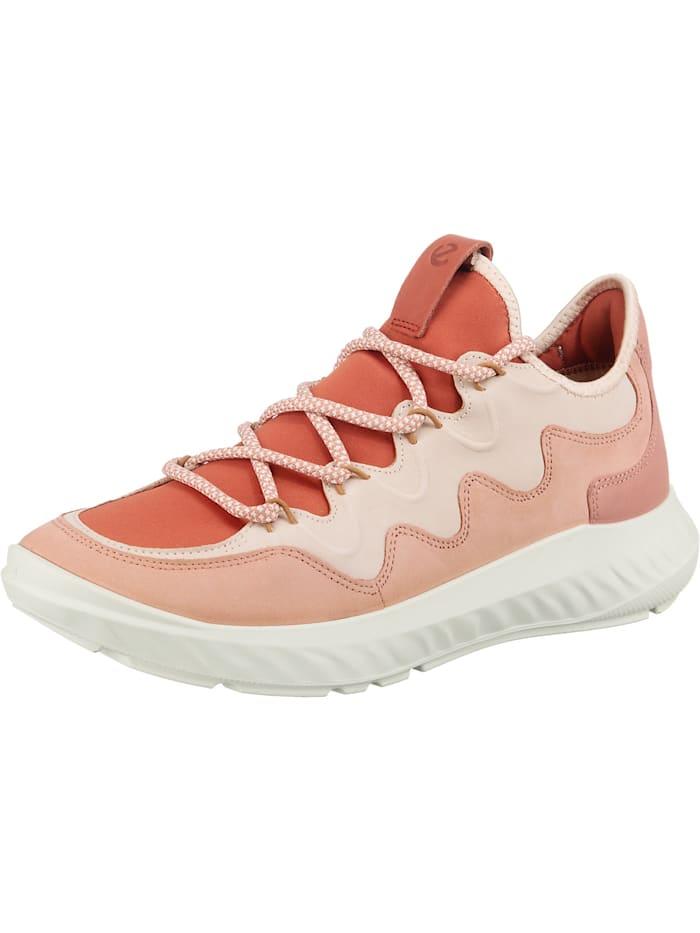 ecco -  St.1 Lite Sneakers Low  weiß-kombi