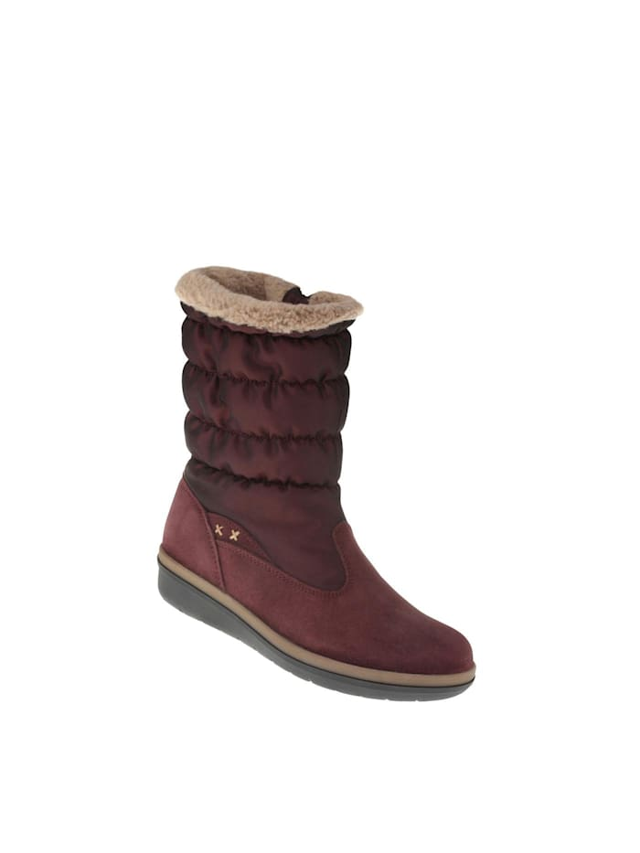 natural feet - Stiefel Aneira  Rot