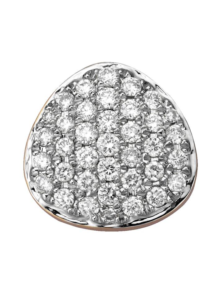 Image of Anhänger Amara Diamant Weiß