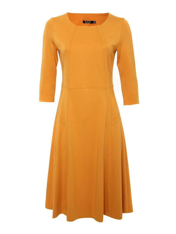 madam-t - JERSEYKLEID Kleid Kotka  senf