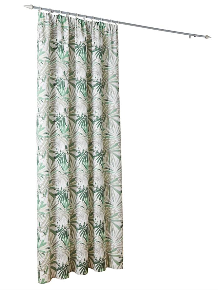Siergordijn Loneta Webschatz groen