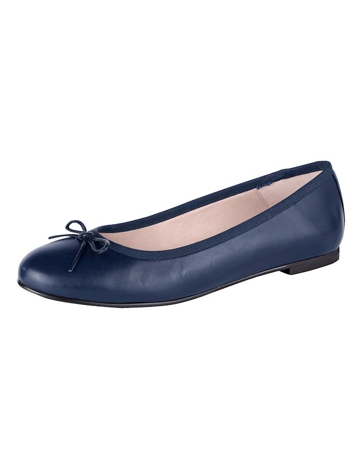 Ballerina WENZ Donkerblauw