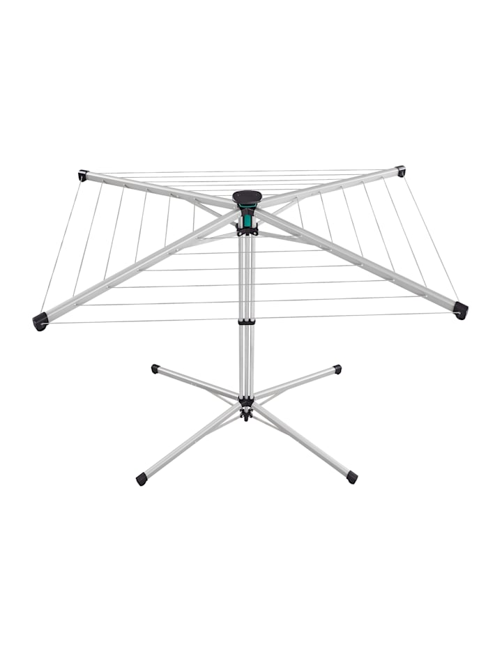 Leifheit Standwäschespinne 'LinoPop-Up 140 VS' Leifheit silberfarben