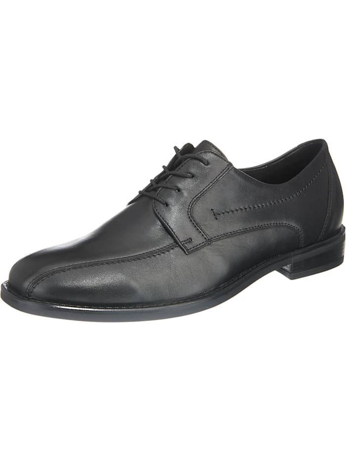 waldläufer - Business Schuhe  schwarz