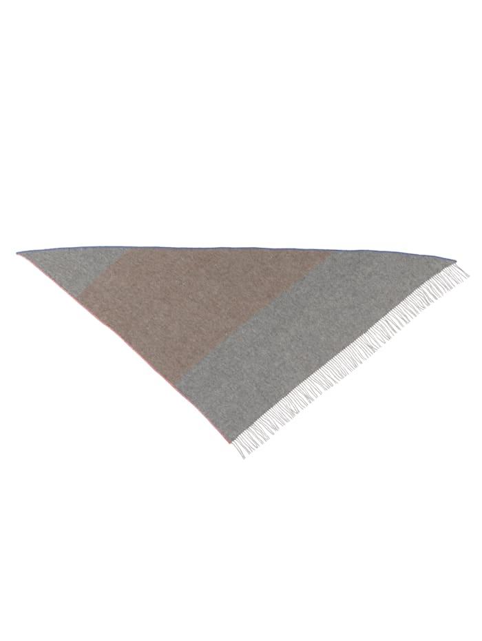 Artikel klicken und genauer betrachten! - Klasse, wenn man es sein Eigen nennen kann: das Dreieckstuch aus dem Hause Codello. Es ist nur einen Klick davon entfernt, Ihnen zu gehören. Bestellen Sie jetzt! | im Online Shop kaufen