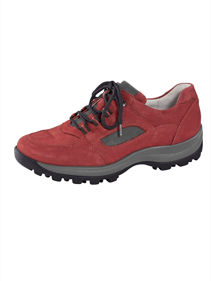 Trekkingschuh Waldläufer Rot