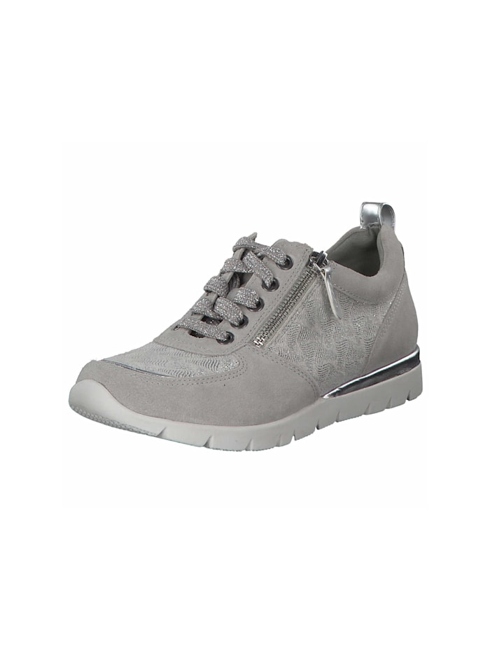 jana - Schnürschuh Schnürschuh  grau