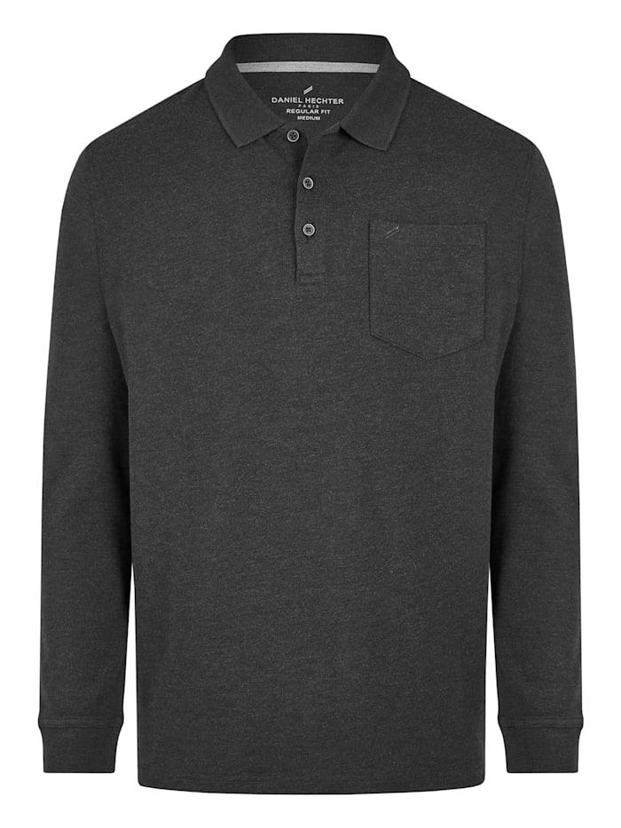 daniel hechter - Essential Polo-Shirt  black