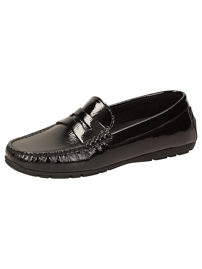 sioux - Slipper Carmona-700  schwarz