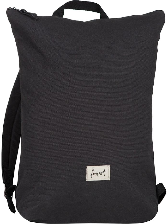forvert - Colin Rucksack 45 cm Laptopfach  black