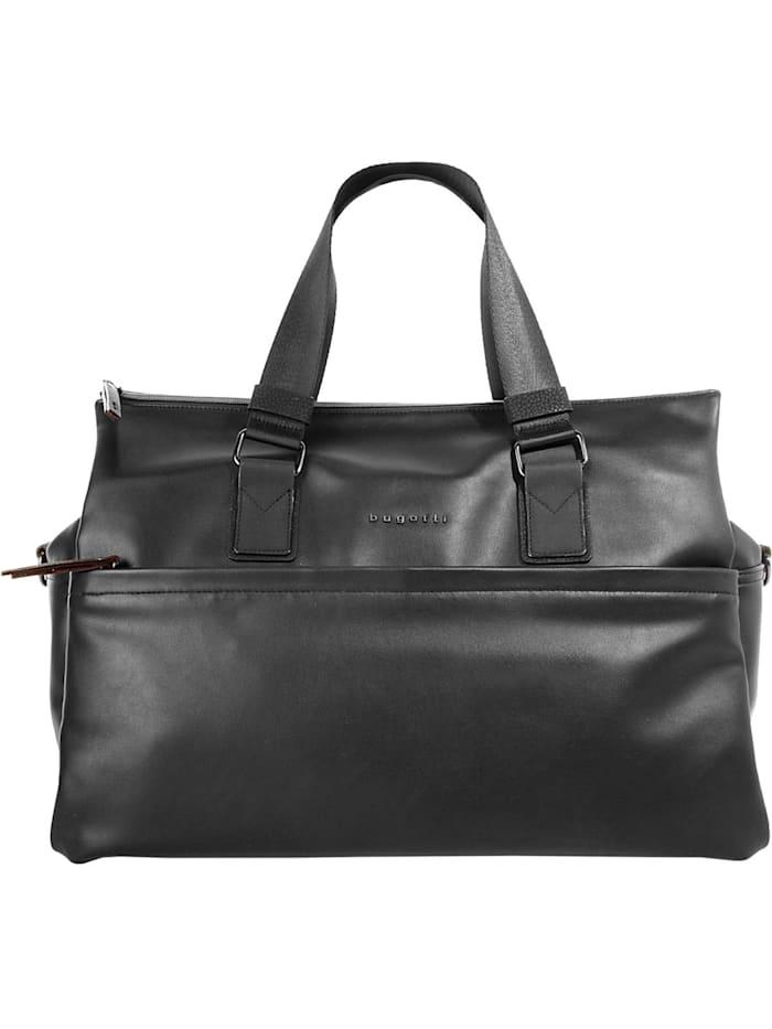 bugatti - Reisetasche SENSO RFID  schwarz
