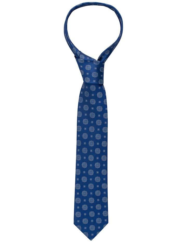 eterna -  Krawatte breit  blau
