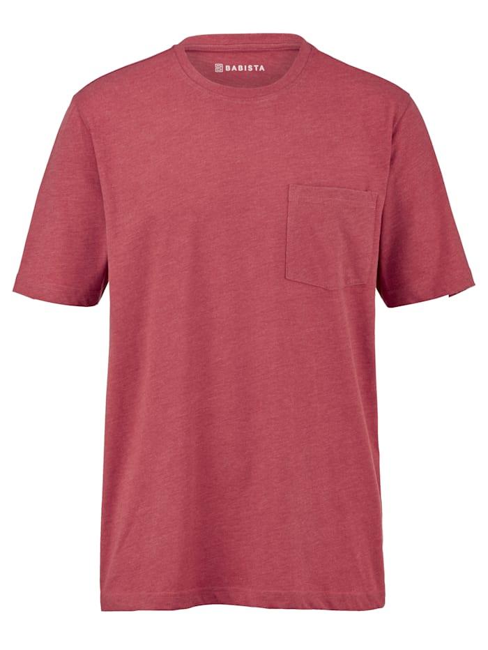 T-shirt BABISTA Rood