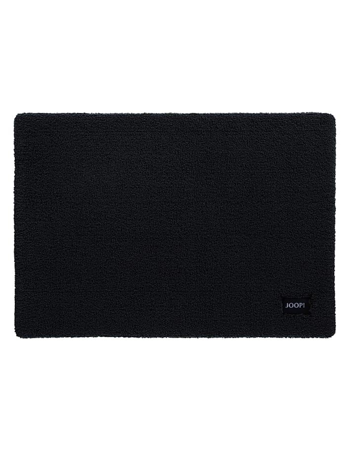 Badmat Basic JOOP! Zwart