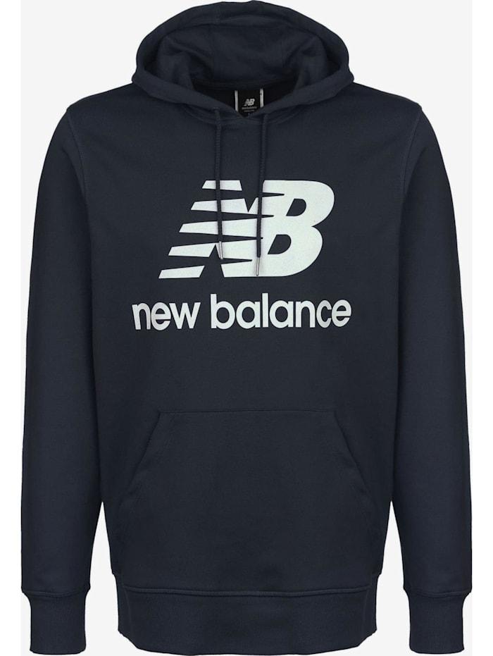 new balance -  Hoodie MT03558  Dunkelblau